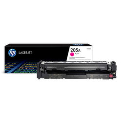 Заправка картриджа HP CF533A (205A) + чип