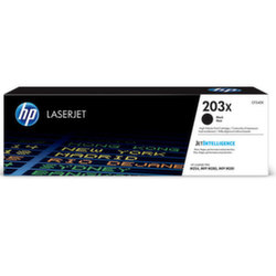 Заправка картриджа HP CF540X (203X)