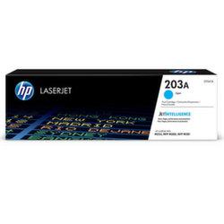Заправка картриджа HP CF541A (203A)
