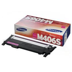 Заправка картриджа CLT-M406S Samsung CLP-360, CLP-365, CLP-368, CLX-3300, CLX-3305, Xpress SL-C410, SL-C460 + чип