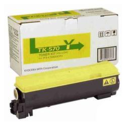 Заправка картриджа Kyocera TK-570Y