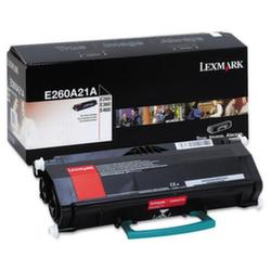 Заправка картриджа Lexmark E260A21E + чип
