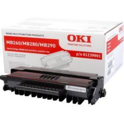 Заправка картриджа Oki 1239901 (+ чип)