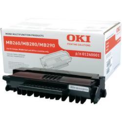 Заправка картриджа Oki 1240001 (+ чип)
