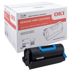 Заправка картриджа Oki 45439002 (+ чип)