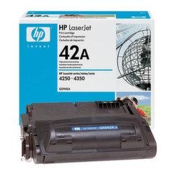 Заправка картриджа Q5942A (42A) HP LaserJet 4240, 4250, 4350 (чип, входит в стоимость)