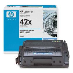 Заправка картриджа Q5942X (42X) HP LaserJet 4240, 4250, 4350 (чип входит в стоимость)