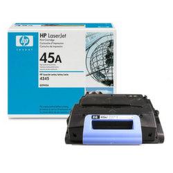 Заправка картриджа HP Q5945A (45A) + чип