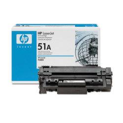 Заправка картриджа Q7551A (51A) HP LaserJet M3027 MFP, M3035 MFP, P3005
