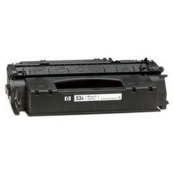 Заправка картриджа Q7553X (53X) HP LaserJet P2015, M2727 MFP
