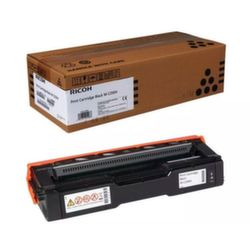 Заправка картриджа Ricoh M C250H Black (чип)