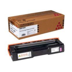 Заправка картриджа Ricoh M C250H Magenta (чип)