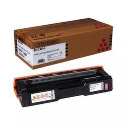 Заправка картриджа Ricoh M C250 Magenta (чип)