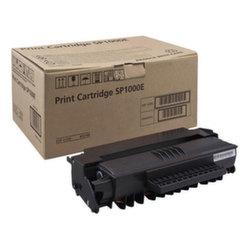 Заправка картриджа SP 1000E (+ чип) Ricoh Aficio SP 1000S, SP 1000SF, Fax 1140L, Fax 1180L (413196)