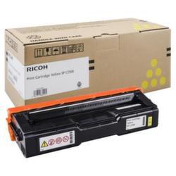 Заправка картриджа Ricoh SPC250E Yellow (SP C250E) + чип