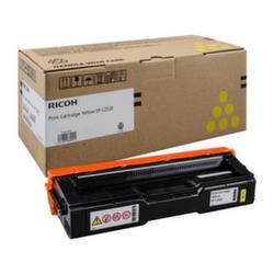 Заправка картриджа Ricoh SPC252E Yellow (SP C252E 407534) + чип