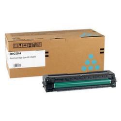 Заправка картриджа Ricoh SPC252HE Blue (SP C252HE 407717) + чип