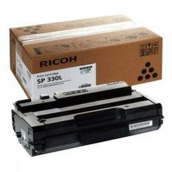 Заправка картриджа Ricoh SP 330L (чип)