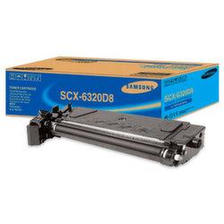 Заправка картриджа SCX-6320D8 Samsung SCX-6220, SCX-6320, SCX-6322, SCX-6520 + чип