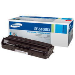 Заправка картриджа SF-5100D3 Samsung SF-515, SF-530, SF-531P, SF-535, SF-5100