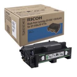 Заправка картриджа Ricoh SP4100 + чип