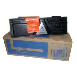 Заправка картриджа TK-1100 Kyocera Mita FS1024MFP, 1110, 1124MFP + чип