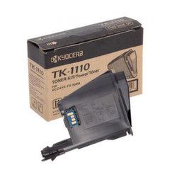 Заправка картриджа TK-1110 Kyocera Mita FS1020MFP, 1040, 1120MFP + чип