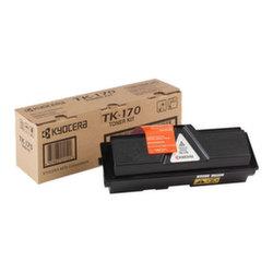 Заправка картриджа TK-170 Kyocera Mita FS1320, 1370 + чип