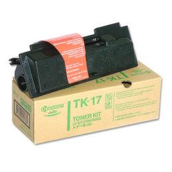 Заправка картриджа TK-17 Kyocera Mita FS1000, 1010, 1050