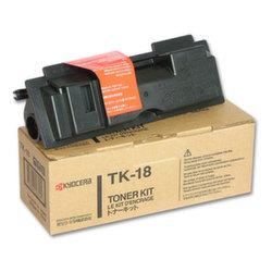 Заправка картриджа TK-18 Kyocera Mita FS1018, 1020, 1118 MFP