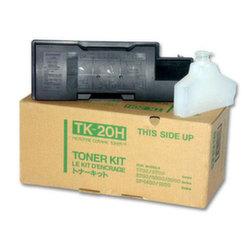 Заправка картриджа TK-20H Kyocera Mita FS1700, 1750, 3700, 3750, 6700, 6900