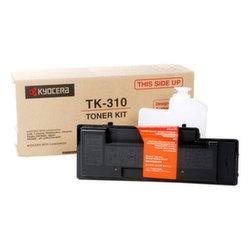 Заправка картриджа TK-310 Kyocera Mita FS2000, 3900, 4000 + чип