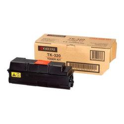Заправка картриджа TK-320 Kyocera Mita FS3900, 4000 + чип