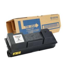Заправка картриджа TK-350 Kyocera Mita FS3040, 3140, 3540, 3640, 3920 + чип