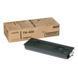 Заправка картриджа TK-420 Kyocera Mita KM2550