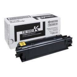 Заправка картриджа Kyocera TK-590K + чип