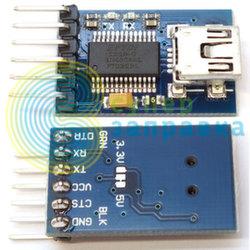 Модуль USB to Serial (Debug кабель) для восстановления прошивок принтеров и МФУ (доставка платная)