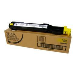 Заправка картриджа Xerox 006R01271 yellow (чип)